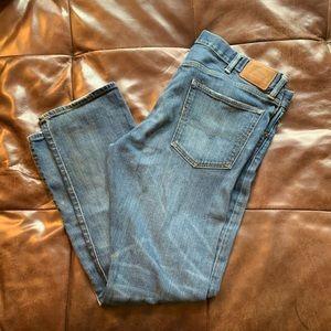 Men's Polo Ralph Lauren Light Distressed Jeans 🐎